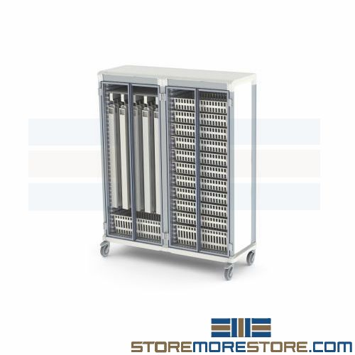 medical catheter carts