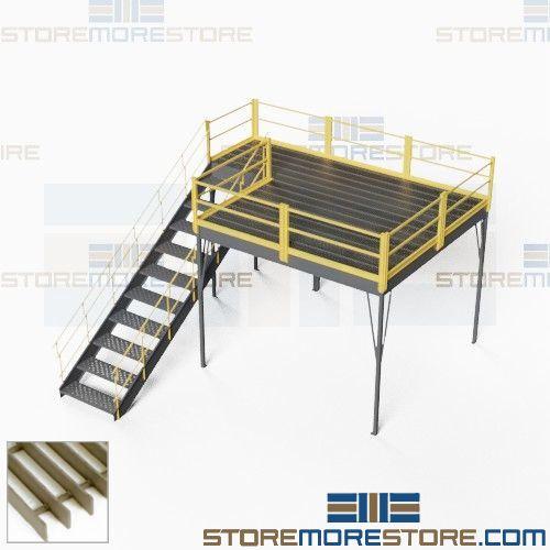 osha compliant mezzanine prefabricated kits