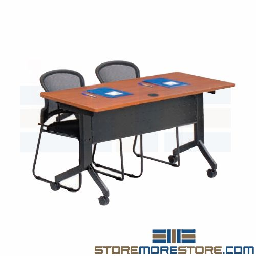 mobile folding conference tables