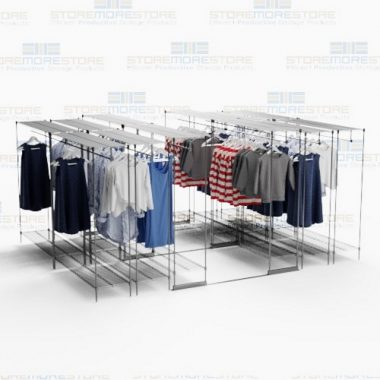 mobile garment racks
