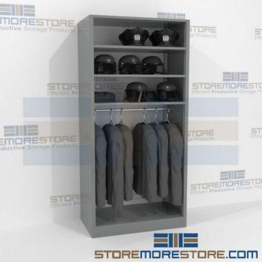 steel garment racks