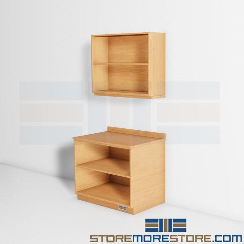 upper wall cabinet casework kits