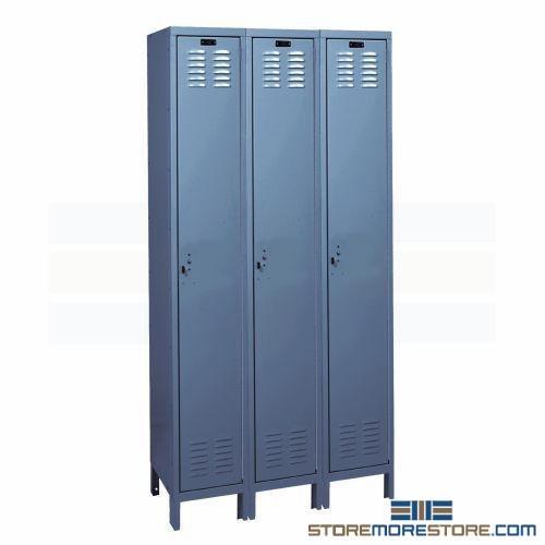 steel budget lockers
