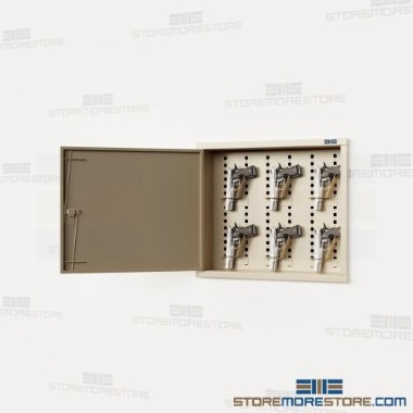 recessed-police-gun-wall-lockers