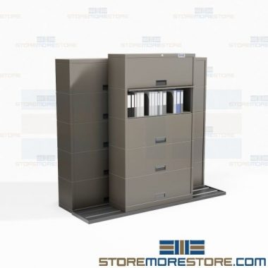 sliding-flipper-door-file-cabinets