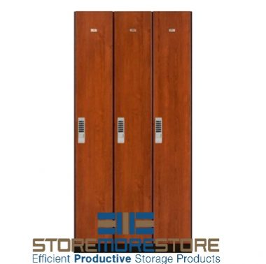 wood laminate lockers