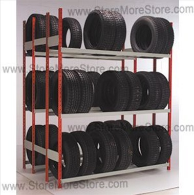 car tire battery storage