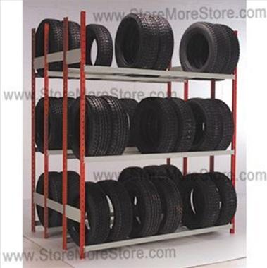 car tire battery storage