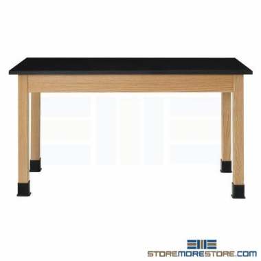 chemical UV resistant apron lab tables