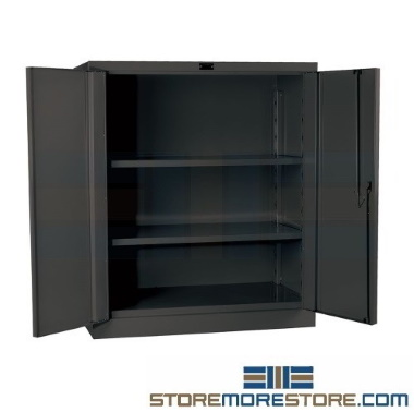 counter high rust resistant industrial storage cabinets