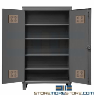 heavy-duty weather resistant storage cabinets