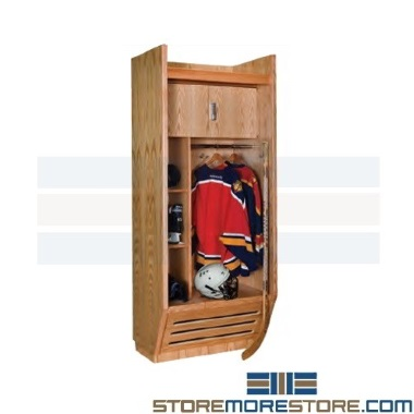 hockey team sports fitness equipment lockers