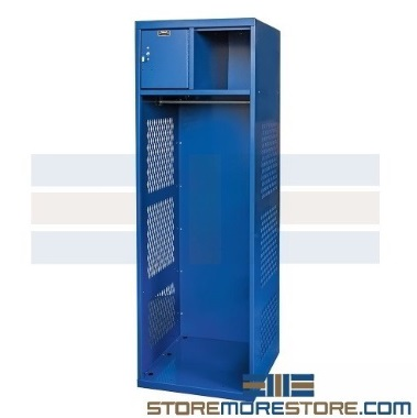 military police school sports fitness equipment lockers