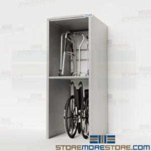 medical equipment shelves