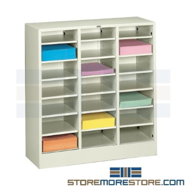office literature sorter cabinets