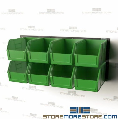 wall hanging bin storage
