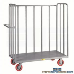 bulk package cage carts