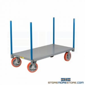 pipe stake platform dollies