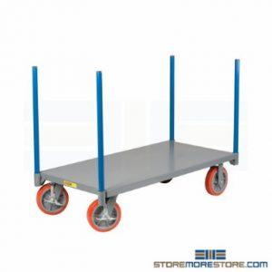 pipe stake platform dollies
