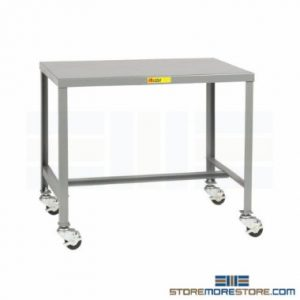 mobile machine shop worktables