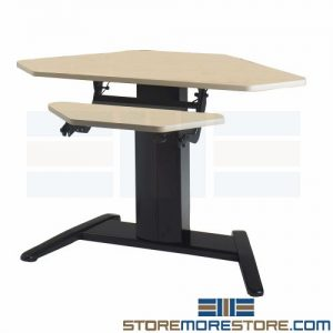 ergonomic furniture computer table