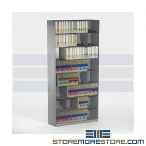 office filing shelving system