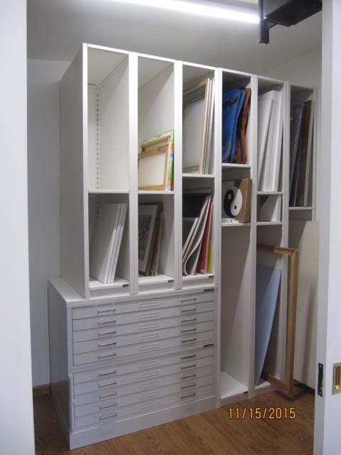 architectural plan storage
