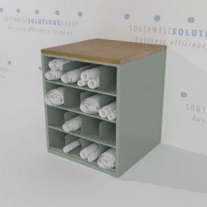 rolled plan storage