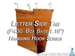side tab file folder