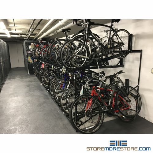 vertical bike storage solutions