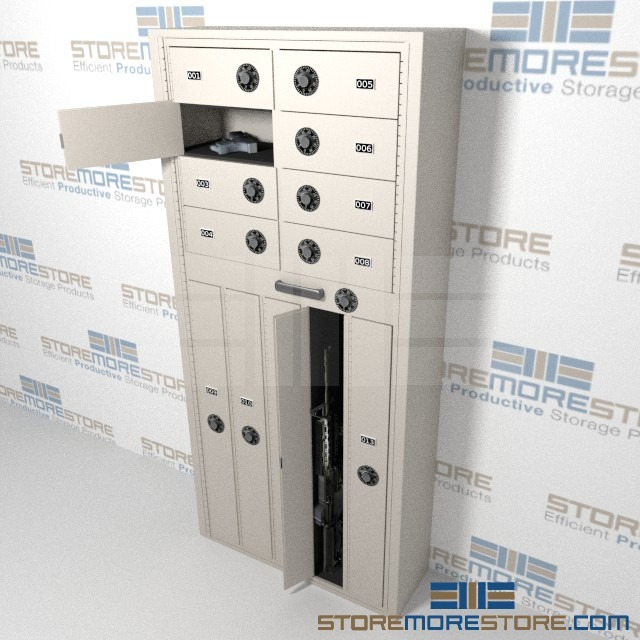 freestanding firearm gun locker storage
