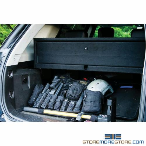 gun weapon suv lockers