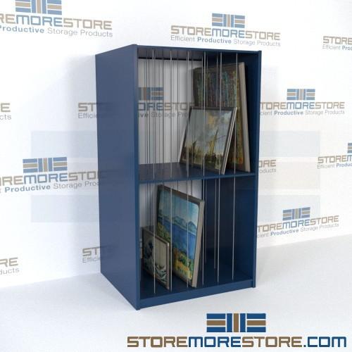 art storage organization shelving racks