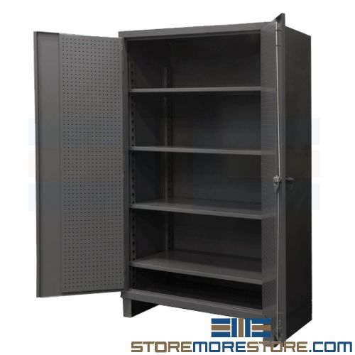 heavy-duty outdoor storage cabinets