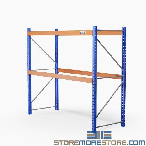 pallet rack warehouse storage
